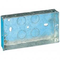 Metal Box 2g 25mm