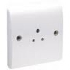 Softedge Plus 2 amp Round Pin Socket Outlet