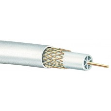 Coaxial Cable White 100m
