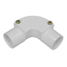 Inspection Elbow 20mm White