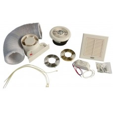 Shower Fan and Light Kit