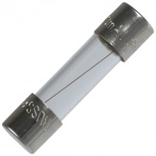 Glass Fuse Quick Blow 1A