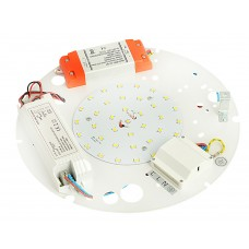 16W LED EMERGENCY GEAR TRAY