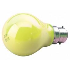 Standard GLS Lamp - BC-Yellow