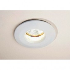 Fire Rated GU10 Downlighter IP65 White