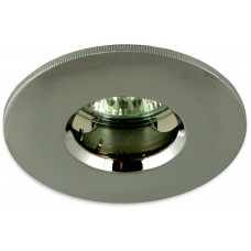 Mains Voltage GU10 IP65 Shower Downlight