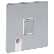 Screwless Magnetic Stainless Steel 20A DP Switch
