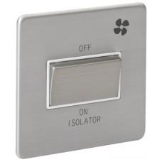 Screwless Magnetic Stainless Steel Fan Isolator