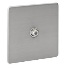 Screwless Magnetic Stainless Steel Satellite Socket