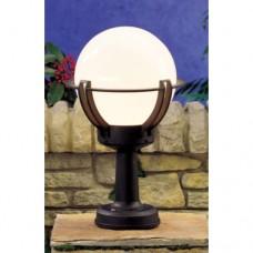 Globe Pedestal Lantern
