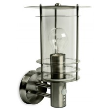 Wall Lantern with PIR