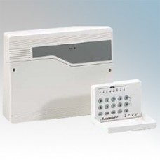 8SP411A Accenta Gen4 8 Zone Security Alarm Panel Remote LCD Keypad