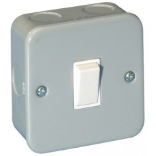 Metal Clad Plate Switch