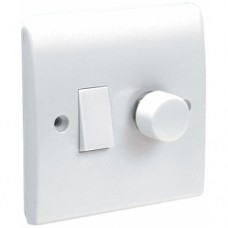 Softedge Plus Dimmer and Plate Switch
