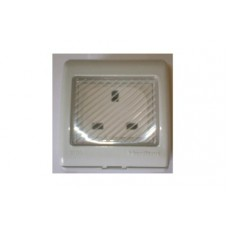 Weatherproof Unswitched Socket IP55