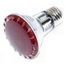 Infra Red Reflector Lamp Red