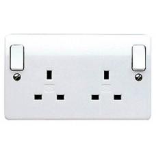 Logic Plus Socket Outlet