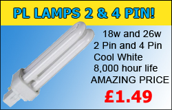 PL Lamps at Amazing Prices