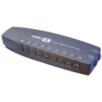 SL x 8 Way Amplifier