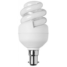 Energy Saving Comp. fluro.-mini spiral - 7W sbc