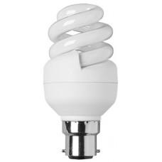 Energy Saving Comp. fluro.-mini spiral - 7WBC