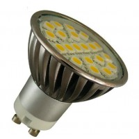 LED GU10 Lamp 320-360 Lumens Cool White