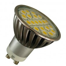 LED GU10 Lamp 320-360 Lumens Warm White