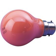 Standard GLS Lamp - BC-Red