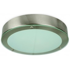 Chrome Low Energy Ceiling Light