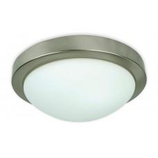 Chrome Low Energy Ceiling Light
