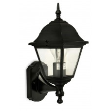 Black Wall Lantern