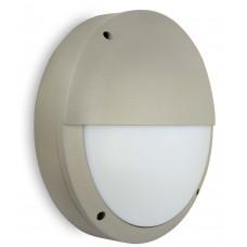 Silver Eyelid Bulkhead Light