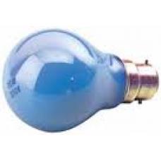 Standard GLS Lamp - BC-Blue
